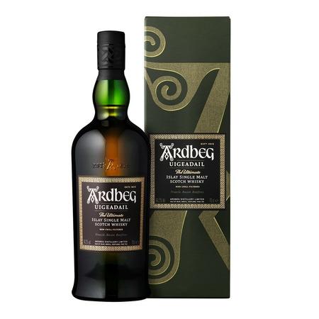 Ardbeg Whisky Uigeadail (cutie) 0.7L