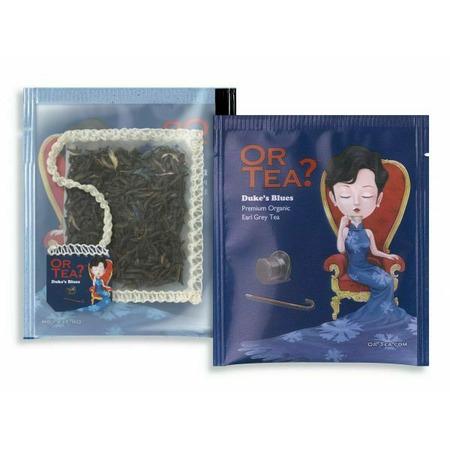 Ceai Ecologic DUKE'S BLUES plic 10X2G