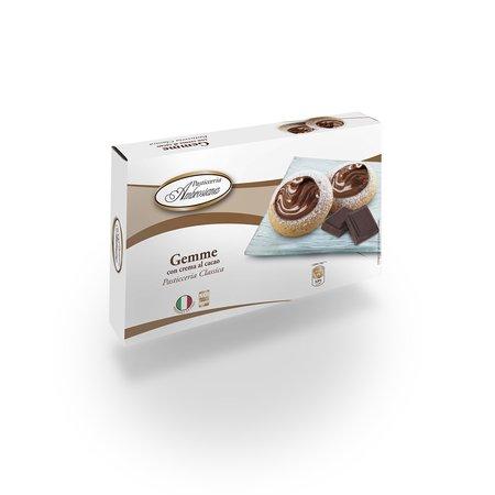 Fursecuri cu glazura de ciocolata Ambrosiana 150gr