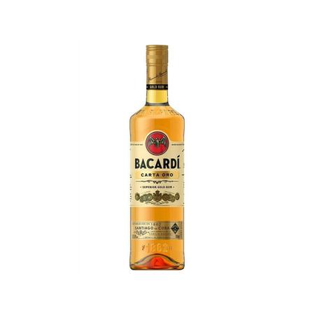 Rom Bacardi Carta Oro 0.7l