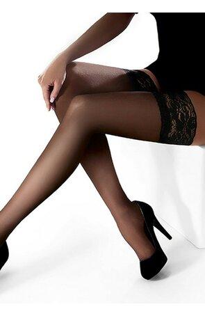 Ciorapi cu banda adeziva Erotic 15