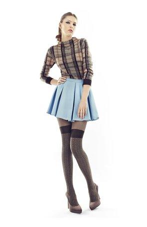 Ciorapi cu model Giselle E58
