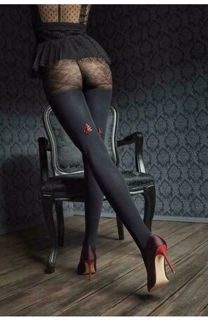 Ciorapi cu model Gucci G45