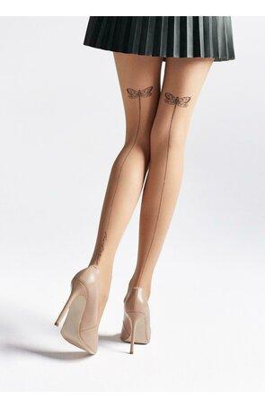 Ciorapi cu model Marilyn Emmy U05