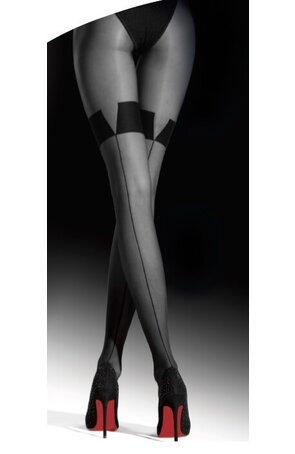 Ciorapi cu model, de dama, Promise