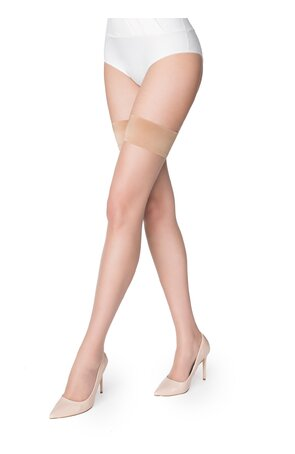 Ciorapi LuxLine Make-up Hold-ups 10