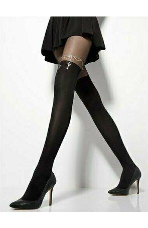 Ciorapi cu model Zazu Chain