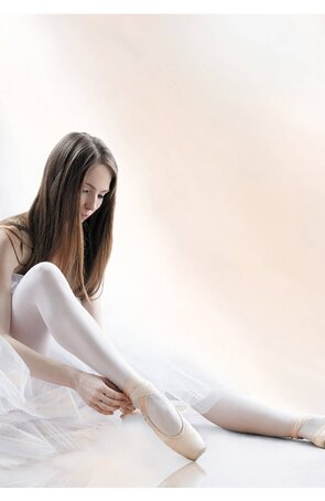 Ciorapi pentru balet Isadora