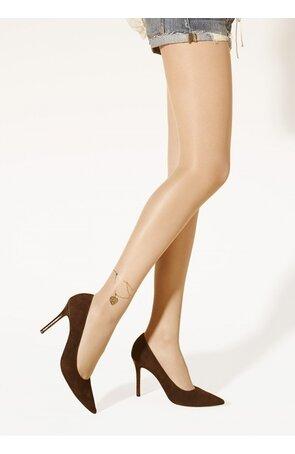 Ciorapi subtiri cu model Allure F16