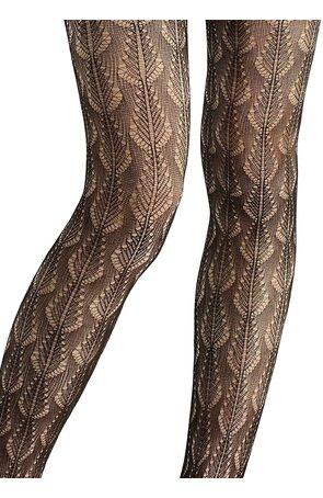 Ciorapi jacard cu model Stella 532
