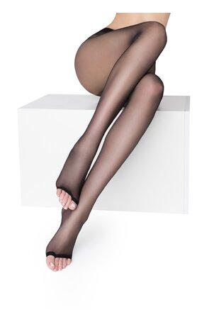 Ciorapi subtiri fara model Nudo NF