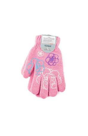 Manusi din lana cu ABS pentru fetite R119G(A)