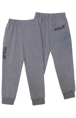 Pantaloni trening AJS Selected pentru copii, Jeans/Negru/Granat/Grafit