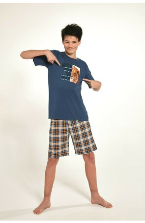 Pijamale baieti B551-35
