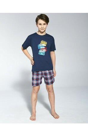 Pijamale baieti B790-091
