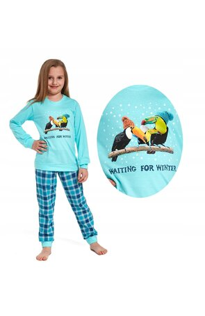 Pijamale fete G594-082