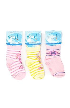 Sosete colorate cu ABS pentru fete SK06ABSG