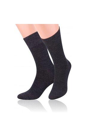 Sosete din lana subtiri pentru pantofi S130-02