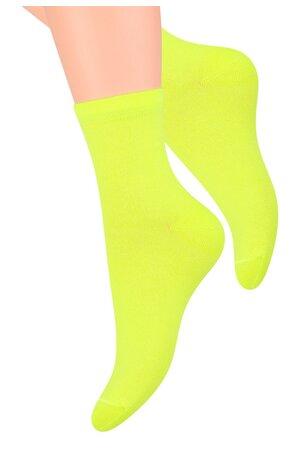 Sosete fluorescente de dama S037-029