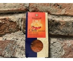 ECO CHILI MACINAT 40 GR