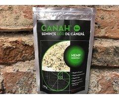 ECO SEMINTE  DE CANEPA DECORTICATE 1 KG