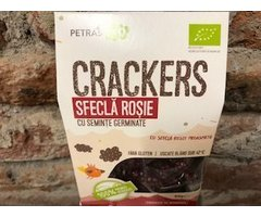 ECO CRACKERS SFECLA ROSIE 80 GR