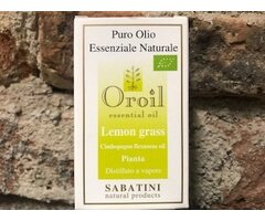 ECO ULEI ESENTIAL DE LEMONGRASS 10 ML
