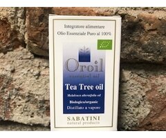 ECO ULEI ESENTIAL DE TEA TREE 10 ML