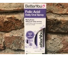 NATURAL ACID FOLIC SPRAY 48 DOZE/400 MICROGR