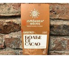 NATURAL BOABE DE CACAO BIKORO LIGHT 100 GR