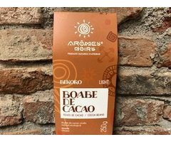 NATURAL BOABE DE CACAO BIKORO LIGHT 250 GR