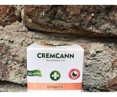 NATURAL CREMA CU CANEPA BIO OMEGA 3-6 CREMCANN 15 ML