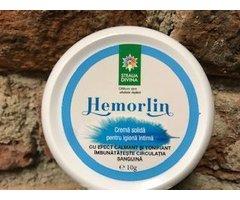 NATURAL HEMORLIN CREMA SOLIDA 10 GR