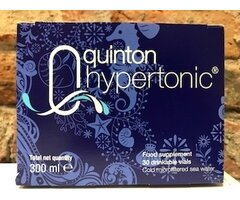 NATURAL PLASMA QUINTON HIPERTONIC 30x10 ML