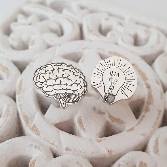 Cercei personalizati - Feeling Smart - Colectia Moody - Argint 925