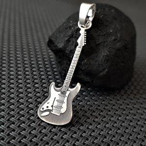 Pandantiv Chitara - Argint 925
