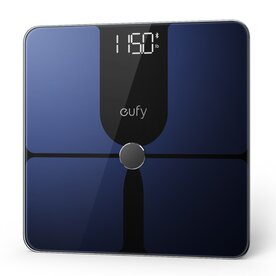 Cantar Smart Anker Eufy P1, Bluetooth, Negru