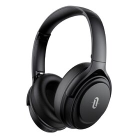 Casti audio TaoTronics TT-BH085, Active Noise Cancelling, Bluetooth 5.0, True Wireless, Microfon CVC 8.0, Negru