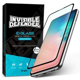 Folie sticla securizata Samsung Galaxy S10e Premium Ringke 3D Invisible Screen Defender [bg]