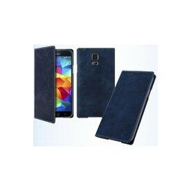 Husa LG G3 Arium Mustang Flip Book Battery Cover albastru navy
