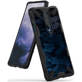 Husa OnePlus 7 Pro Ringke FUSION X Design Negru Camuflaj