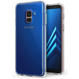Husa Samsung Galaxy A8 Plus 2018 Ringke FUSION CLEAR