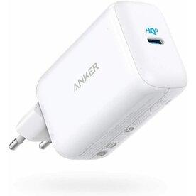 Incarcator retea universal Anker PowerPort III Pod 65W, USB-C, PowerIQ 3.0, PPS, Alb