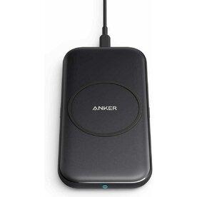 Incarcator universal wireless QI Anker PowerWave Base Pad, 7.5W, Negru