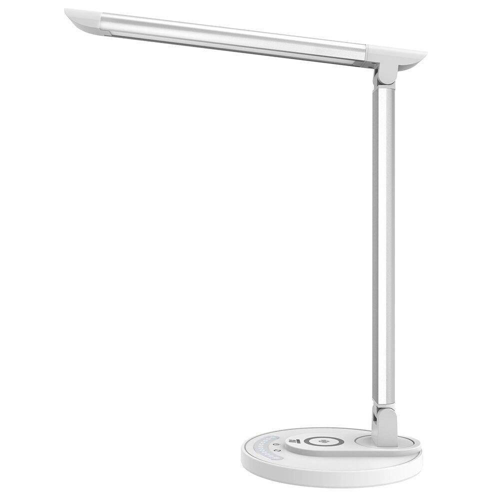 Imagine  Lampa De Birou Cu Led Taotronics Tt dl036 Incarcator Wireless