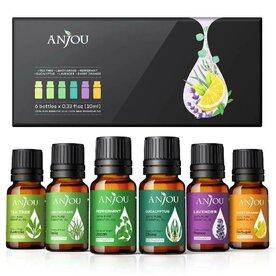 Set uleiuri esentiale TaoTronics AJ-ES001 2021 pentru difuzor aroma