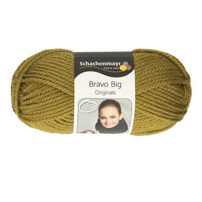 Acrylic Yarn-Bravo Big - Pesto 00176