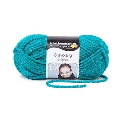 Acrylic Yarn-Bravo Big-Smarald 00171