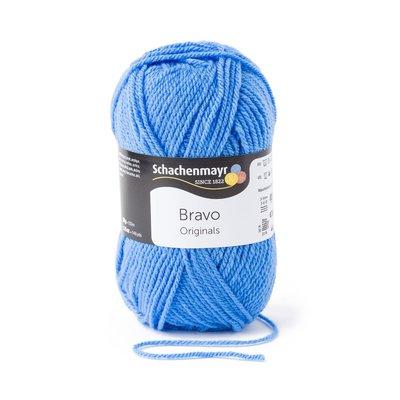 Acrylic yarn Bravo- Sky Blue 08259