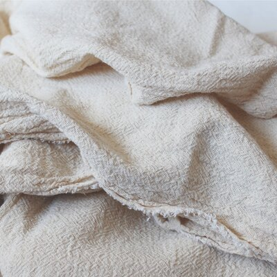 Cotton Gauze Fabric - Deko Natura Natur